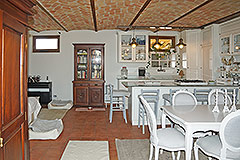 PRICE REDUCTION - Country House for sale in Piemonte - Dining area