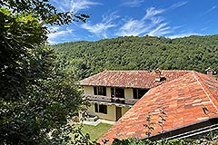 Two Restored Country Houses for sale in Piemonte - Panoramic position
