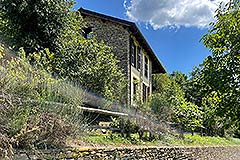 Two Restored Country Houses for sale in Piemonte - Built from local stone