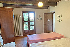 Two Restored Country Houses for sale in Piemonte - Two Stone Country Houses for sale in Piemonte