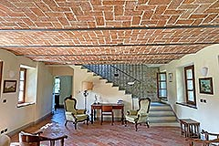 Two Restored Country Houses for sale in Piemonte - Spacious living area