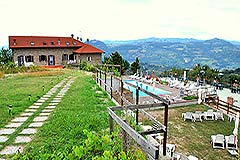 Country Estate and Vineyard - Panoramic position