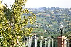 Country Estate and Vineyard - Panoramic views
