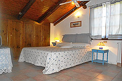 Country Estate and Vineyard - Guest bedroom