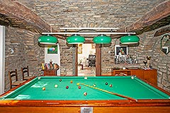 Country Estate and Vineyard - Games room